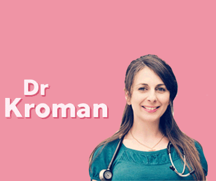 Dr Kroman